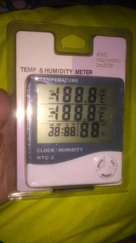 temp & humidity meter htc 2 free ongkir indonesia 50k