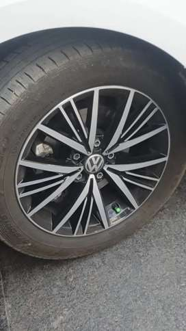 Dont worry If U Need Single Or two Original alloy wheel Of any CARS
