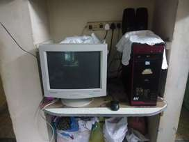 this is in good condition, only for work from home