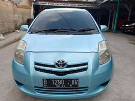 Yaris E manual 2008 Dp 7jt