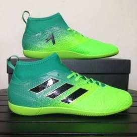 jual sepatu futsal ace 17.3 green