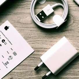 Free Ongkir Charger + Kabel Data Original Lightining iPhone