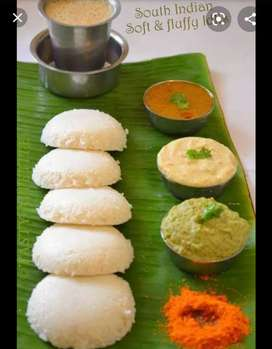 South Indian cook and biryani master and Chinese cook wanted
