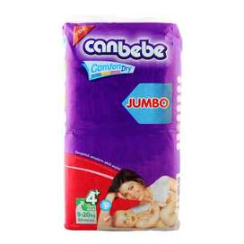 Canbebe 4+ Size Diaper