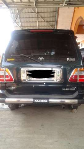 Kijang LGX 1.8 2001 Mulusss no PR