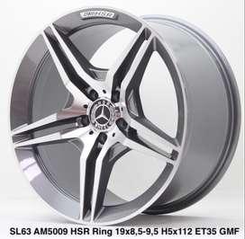 modiff SL63 AM5009 HSR R19X85/95 H5X112 ET35 GMF