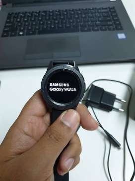 Dijual Samsung Watch 42mm (Black)
