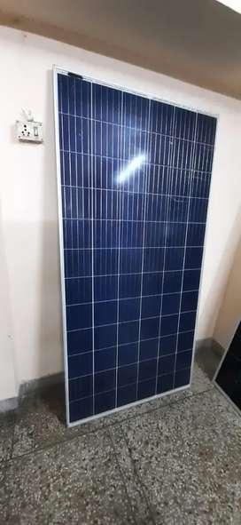 255 watt new solar panel