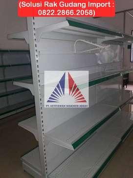 Distributor Rak supermarket Ready Stok