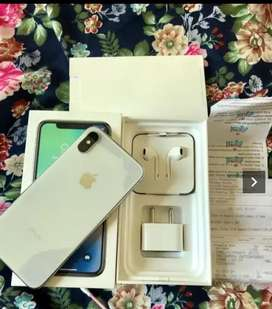 iPhone X 256gb silver indian out of warranty