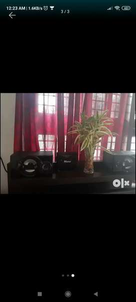 5.1 dolby supported home teater system
