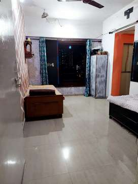 Looking for a roommate for 1 bhk flat near infinity mall andhri west