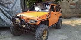 Suzuki Vitara siap Offroad