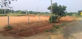 242 SQ YDS COMMERCIAL OPEN PLOTS FOR SALE AT ALER BYPASS @ 8200