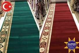 Sedia karpet masjid super premium pasang Sleman