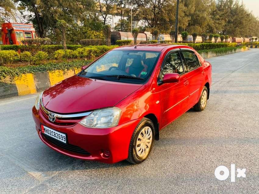 Toyota Etios 2010-2012 G, 2011, Petrol 0