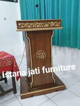 Mimbar masjid mimbar masjid tersedia