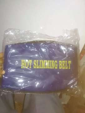 Hot sliming belt