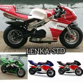 motor mini gp sport tersedia 5 pilihan warna
