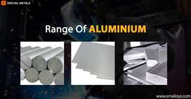 Aluminium Metals Stockist and Tubes Supplier in Indian