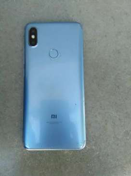 Redmi y2 and charger