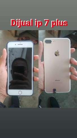 Jual iphone 7 plus