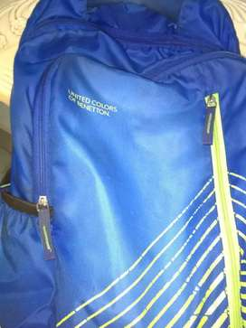 Benetton backpack waterproof