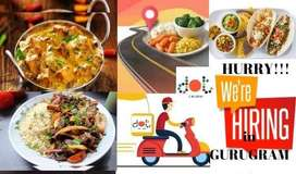 BE A FOOD DELIVERY ASSOCIATE WITH US