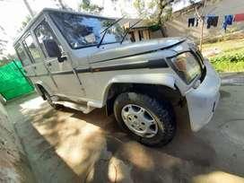 Mahindra Bolero 2001-2010 SLE BSIII, 2014, Diesel