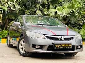 Honda Civic 1.8 V AT, 2010, Petrol