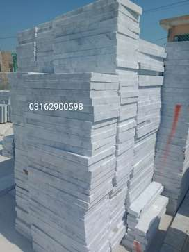Best quality china white marble available in 14 sooter for sale