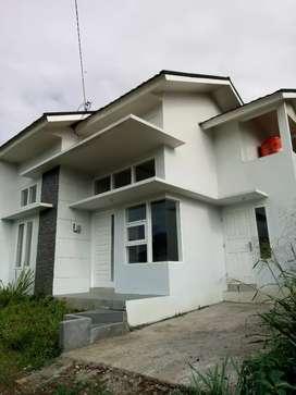 Dijual rumah baru siap bangun minimalis