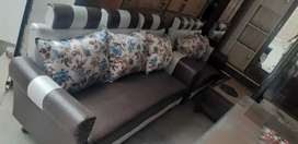 Sofa set 3+2=5 seater