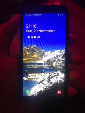Want to sell my samsung j6 at very genuene price