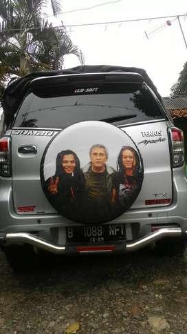 Sarung ban serep Terios Rush Crv Escudo Touring Taruna Feroza Taft dll