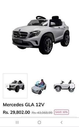 Kids toy car mercedes Benz