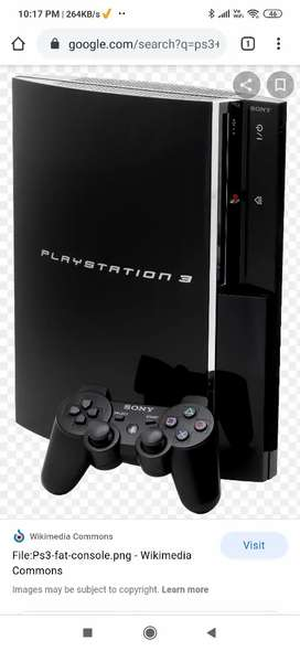 Ps3 fat model 300 GB
