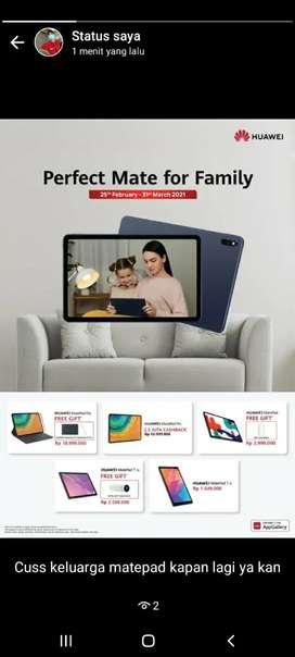 Huawei Matepad Family