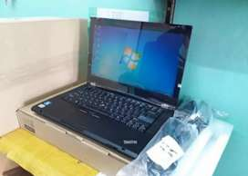 Win 10  Laptop Thinkpad Lenovo T420 Core i5 Ram 4gb hardisk 320gb