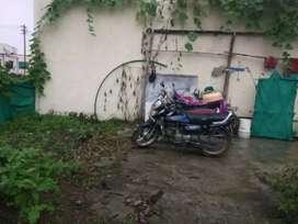 Open plot for sale