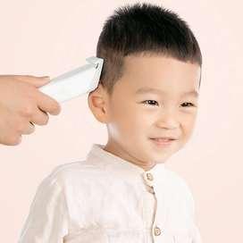 Enchen Alat Cukur Rambut  Electric Hair Clipper Dua Kecepatan Pemotong