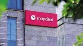 Ghaziabad branch jobs- Snapdeal Process