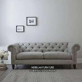 Sofa retro mewah