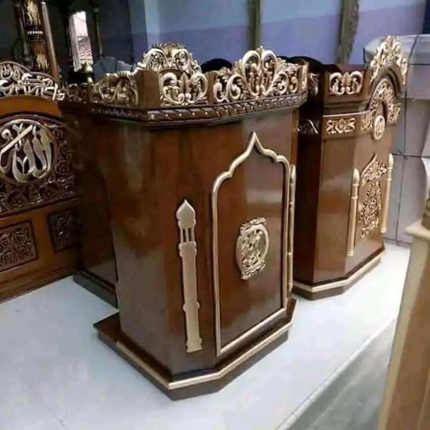 mimbar masjid simple new 0