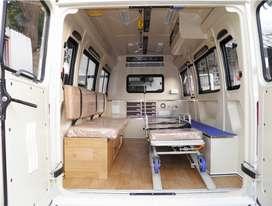ambulance modification