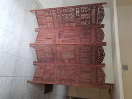 Wooden Partition panels for house, office etc