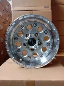 DUFFY 521 HSR R15X8 H5X139,7 ET-27 SLM
