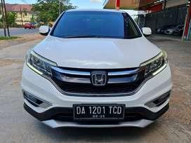 All New CRV Facelift 2015 Metic Plat Bjm Kota