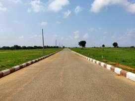 ^Plot-200 Sqyrd $ For sale In ₹ 19.99 Lacs * at Vijayawada HWY,Jaipur