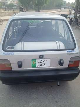 Excellent condition home used mehran